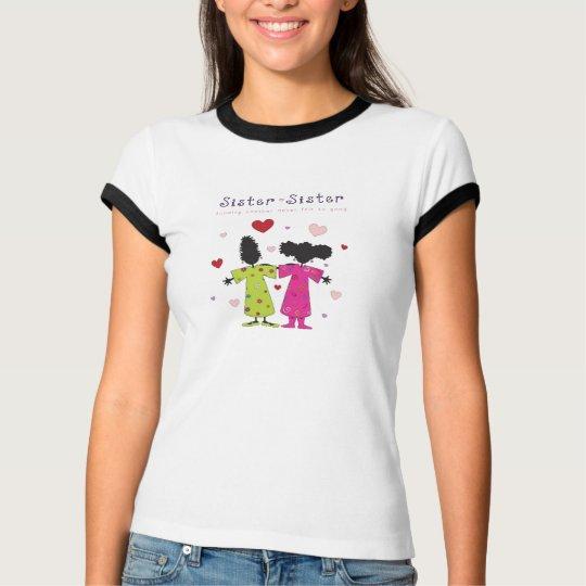 Sister <3 Sister T-Shirt
