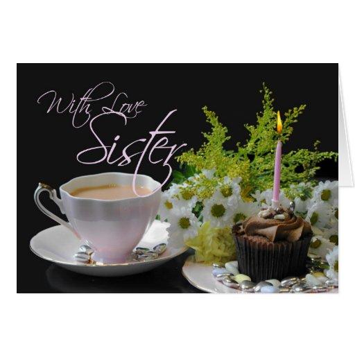 Sister A Birthday Tea Yum...