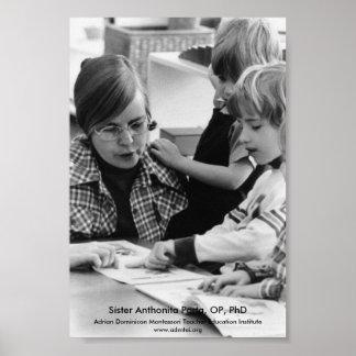 Sister Anthonita Porta, OP, PhD Poster