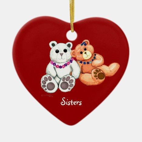Bears Ornament