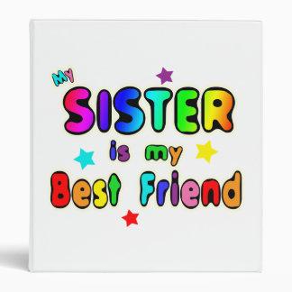 Sister Best Friend Binder