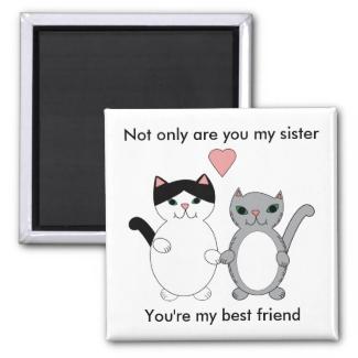 Sister Best Friend Cats