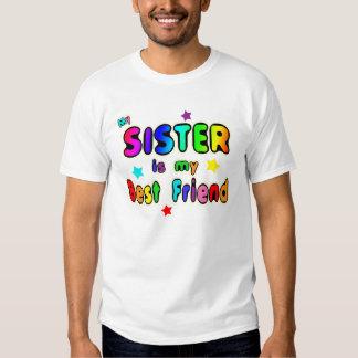 Sister Best Friend Tee Shirt