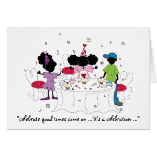 Sister Celebrates... Card