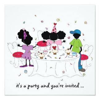 Sister Celebrates Invitation