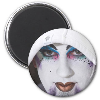 Sister Coppah Feel 2 Inch Round Magnet