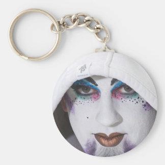 Sister Coppah Feel Basic Round Button Keychain
