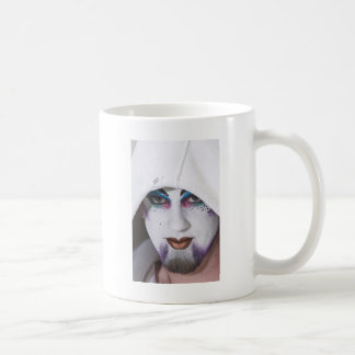 Sister Coppah Feel Classic White Coffee Mug