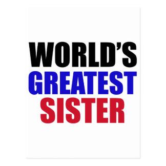 sister design postcard
