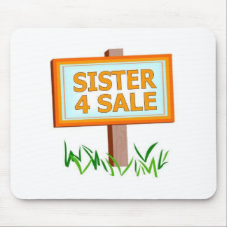 sister for sale boys mouse pad