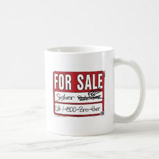 Sister for Sale Coffee Mug