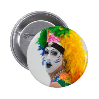 Sister Frances A Sissy 2 Inch Round Button