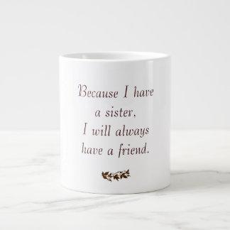 Sister Friend Specialty Mug