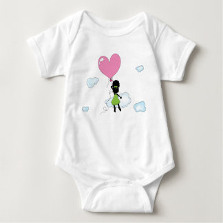 Sister Get's Lifted... Baby Bodysuit
