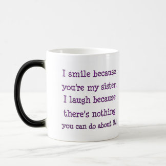 Sister Gift Mug with Sister Quote Gift for Sister