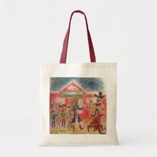 Sister Golden Hair and her Sandridge Boy's Tote Bag
