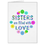 Sister Greeting Cards