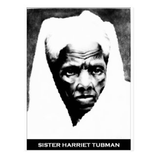 Sister Harriet Tubman Postcard