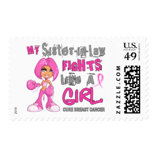 Sister-In-Law Fights Like Girl Breast Cancer 42 9 Postage