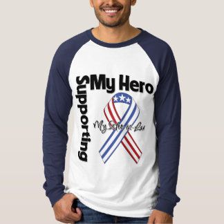 Sister-in-Law - Military Supporting My Hero T-Shirt