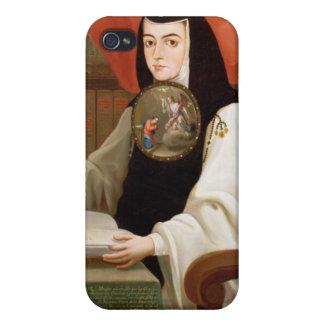 Sister Juana Ines de la Cruz iPhone 4/4S Cover