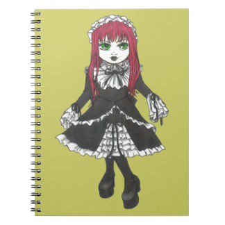 Sister Lilith Notebook