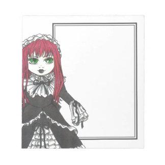 Sister Lilith Notepad