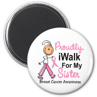 SISTER 2 INCH ROUND MAGNET