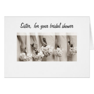 SISTER, MAY ALL YOUR DREAMS COME TRUE CARD