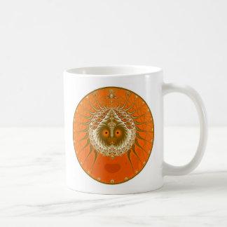Sister Moon - Orange Coffee Mug
