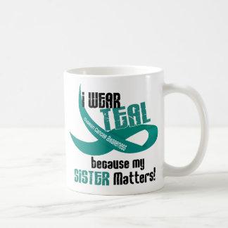 SISTER CLASSIC WHITE COFFEE MUG