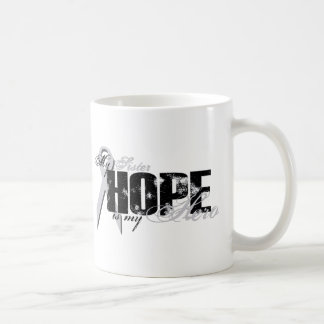 Sister My Hero - Lung Hope Coffee Mug