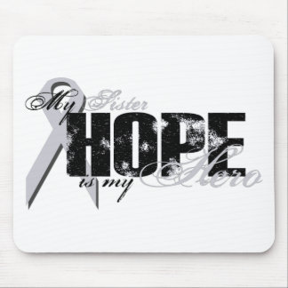 Sister My Hero - Lung Hope Mouse Pad