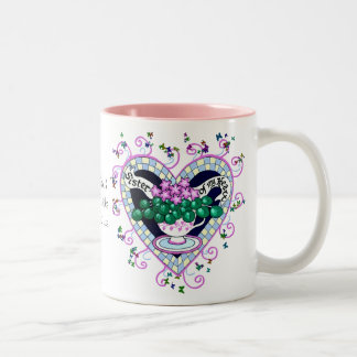 Sister of My Heart Best Friend Personalized Mug