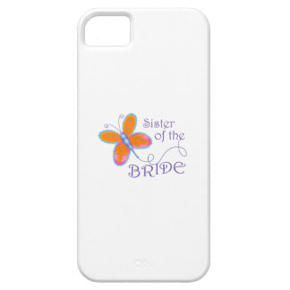 SISTER OF THE BRIDE iPhone 5 CASES