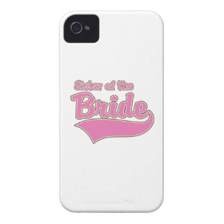 Sister of the Bride iPhone 4 Case