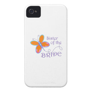 SISTER OF THE BRIDE iPhone 4 CASES