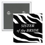 Sister Of The Bride Pin