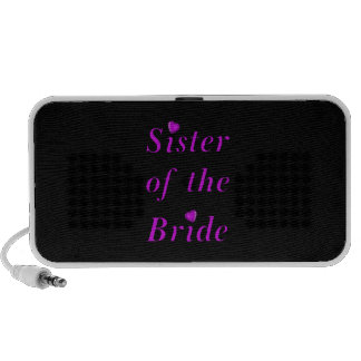 Sister of the Bride Simply Love Travel Speakers