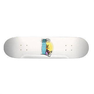Sister on the Phone Skate Board Deck