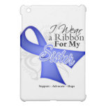 Sister Periwinkle Ribbon - Stomach Cancer iPad Mini Case