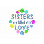 Sister Postcards