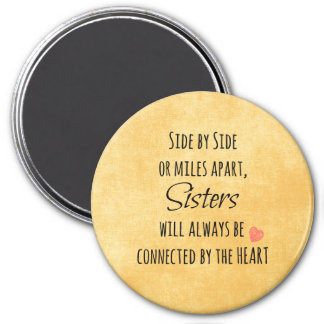 Sister Quote Magnet