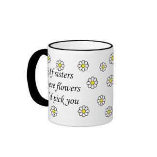 Sister Ringer Mug