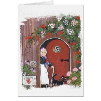 Sister Rose Card