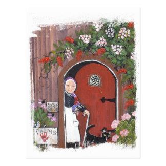 Sister Rose Postcard