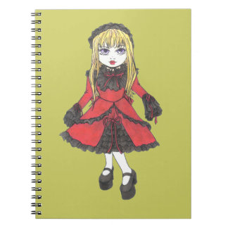 Sister Ruby Notebook