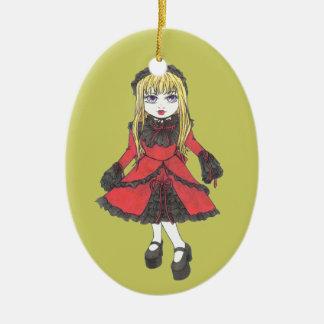 Sister Ruby Ornament
