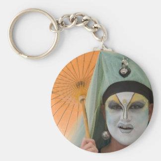 Sister Saviour Applause Basic Round Button Keychain