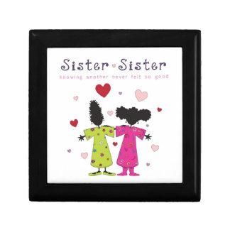 Sister/Sister Gift Box